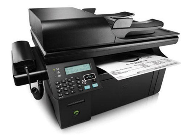HP M1214nfh Multifunction Printer