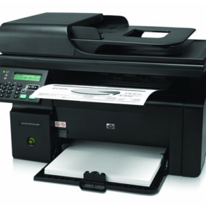 HP LaserJet M1212nf Multifunction Printer