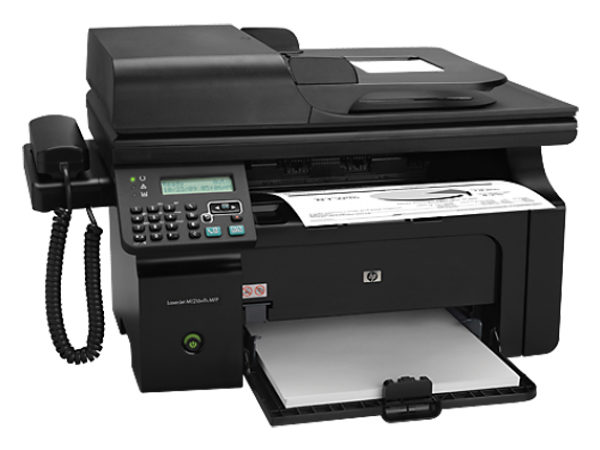HP M1216nfh Multifunction Printer